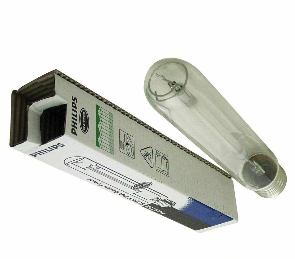 Philips Master SON-T PIA Green Power 400W 230V HPS NDL E40 Blüteleuchtmittel