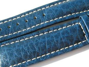 22mm-Breitling-Band-817X-22-18-Kalb-blau-blue-Strap-fuer-Dornschliesse-009-22
