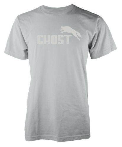 Game Of Thrones Ghost Direwolf Adult T Shirt