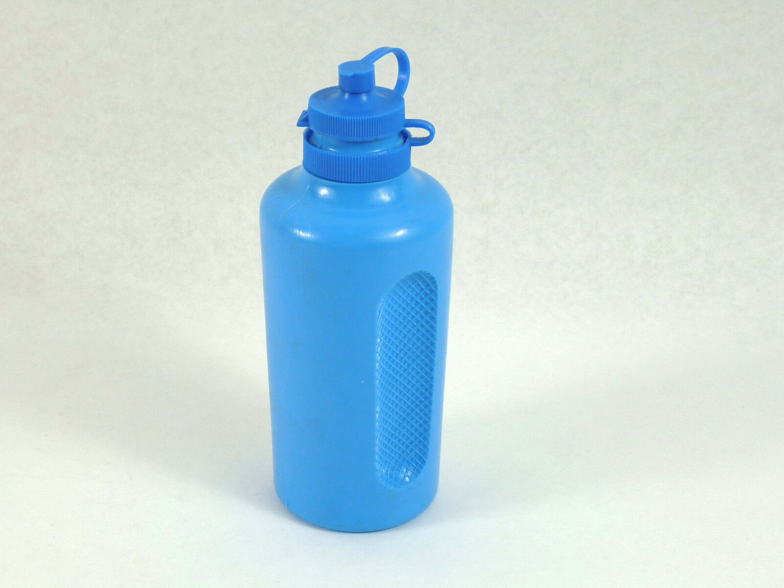 Mariplast Water Bottle Italian Made 2 Tone bluee Vintage Road Bike Bidon NOS