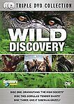 1 of 1 - Wild Discovery (DVD, 2007) 26 VG