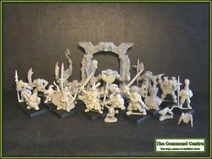 Warhammer Quest All Figure Types For Sale Unpainted Unbroken Fantasy Talisman