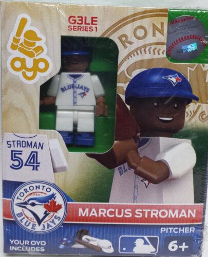 Marcus Stroman Oyo Toronto Blue Jays MLB Mini Figure NEW G3 RARE
