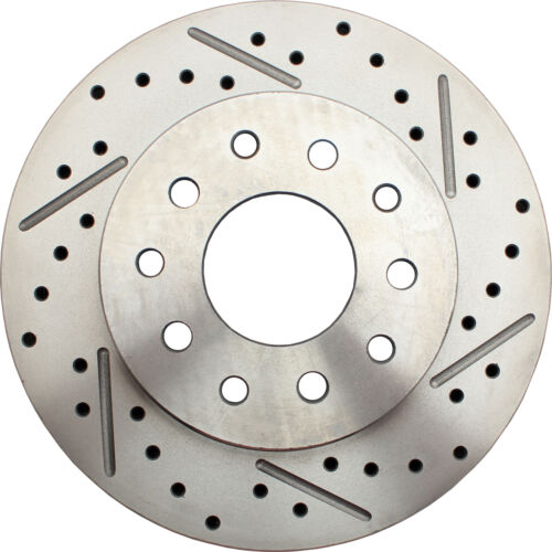 Chevy 10 12 Bolt Rear End Disc Brake Kit Chevelle El Camino Cutlass Red Caliper