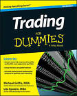 Trading For Dummies by Lita Epstein, Michael Griffis (Paperback, 2013)