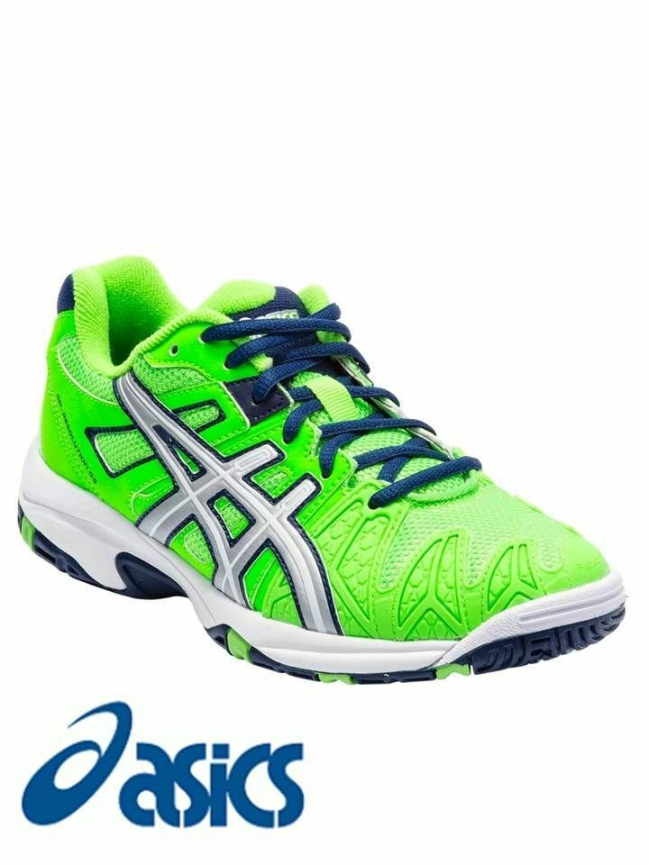 Junior Boys Girls Asics 'Gel Resolution 5 GS' Trainer