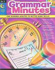Grammar Minutes: Grade 5 by Kathleen Hex (Paperback / softback, 2009)