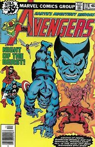The-Avengers-Comic-Issue-178-Bronze-Age-First-Print-1978-Steve-Gerber-Infantino
