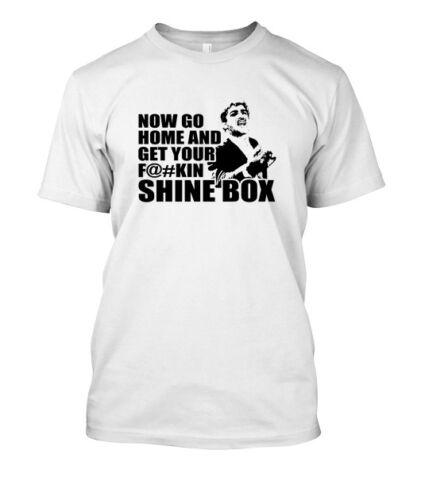 Now go get your shinebox Goodfellas mens Tshirt