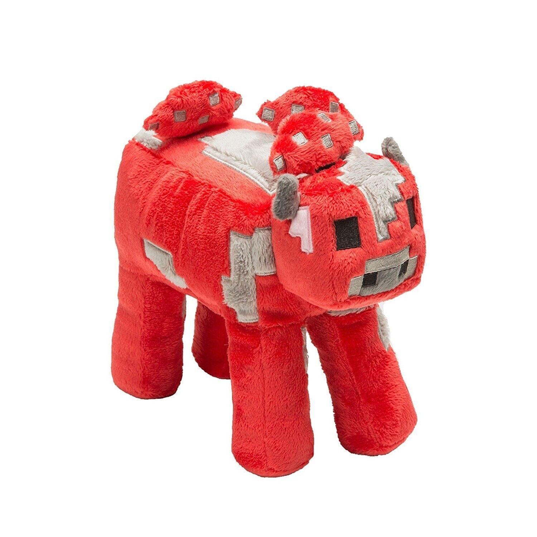 Minecraft 5561 9-Inch Mooshroom Plush Toy