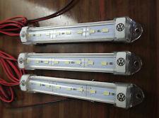 VW T1 T2 T3 T4 Set of 3 Interior Van Strip LEDs UK Supplier