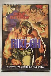 Riki-Oh-parte-2-Nino-de-destruccion-NTSC-importacion-DVD-subtitulos-en-ingles