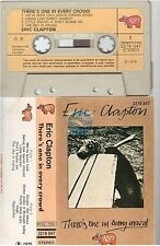 ERIC CLAPTON cassette K7 tape THERE'S ONE IN EVERY CROWD france french 3216 047