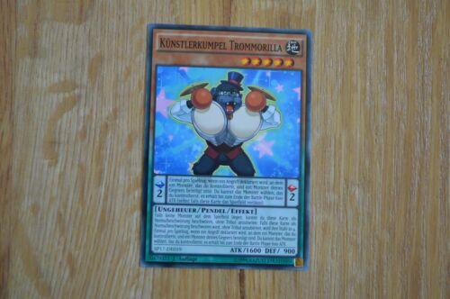 Yu-Gi-Oh Star Pack Battle Royal SP17-DE German Cards Pick 1 Edition