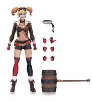Dc Collectibles Bombshells Harley Quinn Action Figure on sale