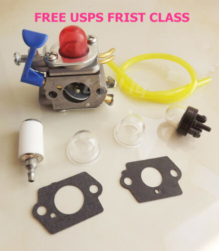 Carburetor for Husqvarna Trimmer545081848 C1Q W40A 128C 128L 128LD 128R 128RJ US