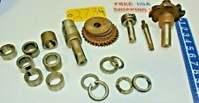 Lot Of Milling Cutters Amp Arbor Weldon 1 Rh Machine Shop Tools Free Shipping