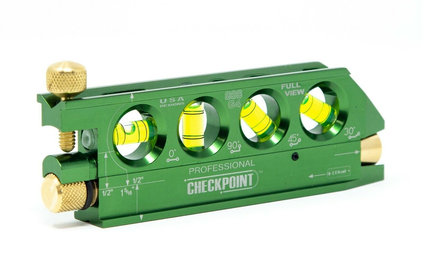 #0300PL Checkpoint Ultra Mag G3 Level Platinum
