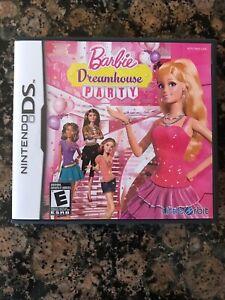 Details About Barbie Dreamhouse Party Nintendo Ds