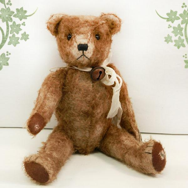 Patrache by Nadja Bears - Nadia Jacobs for Cooperstown Artist Bear Collection