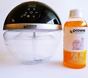 Prowin Air Bowl Bewertung prowin air bowl 2 mit led funktion set air green tea 500 ml