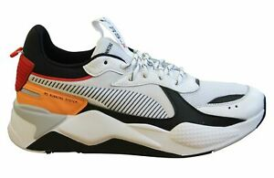 Puma-RS-X-Tracks-Men-Shoes-Puma-White-Puma-Black-369332-02-Multiple-Sizes
