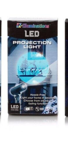 Reindeer 2 Scene selection Outdoor Light LED Christmas Projection Light Snowman