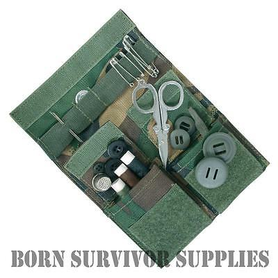 Web-tex SOLDIER 95 SEWING KIT - Cadet Emergency Army Camping Survival Housewife
