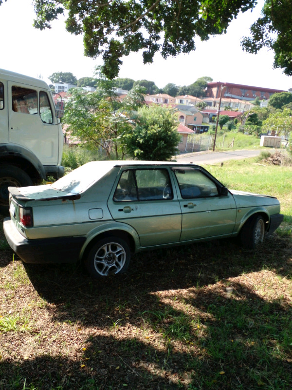Vw jetta 2 left hand drive manual for sale
