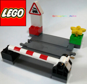 LEGO Duplo Passage À Niveau Train (compatible 5608 5608 10507 10508 3775 2734 )