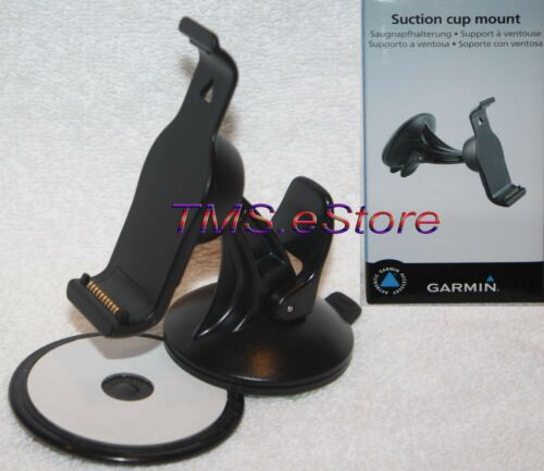 2390 LIVE Suction Cup /& Cradle Bracket//Holder Mount with Disc Kit Garmin nüLink