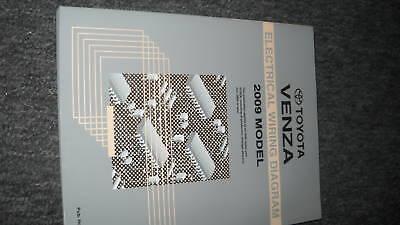 [SCHEMATICS_48ZD]  2009 TOYOTA VENZA Electrical Wiring Diagram Troubleshooting Manual OEM EWD  09 | eBay | 2009 Toyota Venza Wiring Diagram |  | eBay