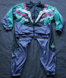 Adidas Originals 90er Vintage Herren Trainingsanzug oben