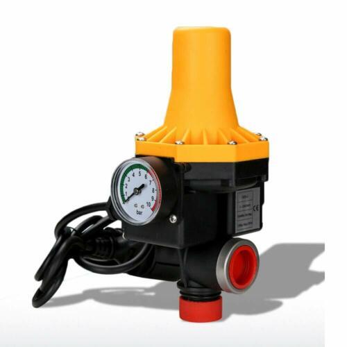 Pumpensteuerung Druckschalter    Trockenlaufschutz  Tiefbrunnen  Kreiselpumpe