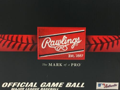 12 Nouveau Rawlings officiel Major League Baseball romlb 1 douzaine de ballons Manfred