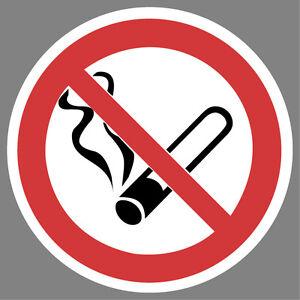 Rauchen-verboten-Aufkleber-Sticker-Hinweis-Verbotsschild