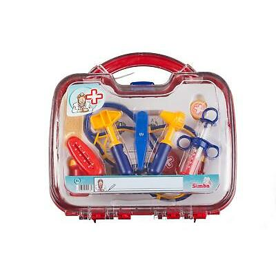 Simba großer Doktorkoffer, Arztkoffer 10-teilig, für Kinder ab 3 Jahre 105542548