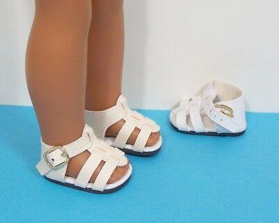 "BLACK Flip Flops Sandals Doll Shoes For 14/"" AG Wellie Wisher Wishers Debs"