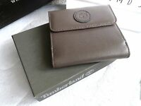 Timberland Womens Leather Purse / Wallet In Box For Cards Notes Coins