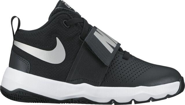 Nike Team Hustle D 8 Big Kids Style 881941 881941-001 Black Sz 4 for ... f95bc420cb222