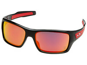 Oakley-Turbine-Scuderia-Ferrari-Sunglasses-OO9263-39-Polished-Black-Ruby-Iridium