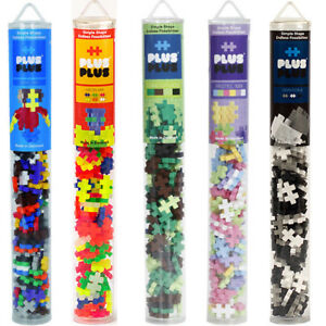 Plus-Plus Mini Tubes Building Projects for Kids - Creative Play Activities