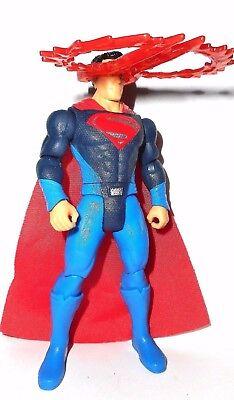 """DC 6/"""" Figure Multi-Univers Flash Steppenwolf série complète Excellent"""