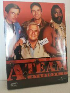 A-TEAM-STAGIONE-1-COFANETTO-5-DVD-SIGILLATO-Edizione-cartonata-fuori-catalogo