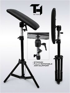 Tat tech compact armrest small tattoo shop equipment for Tattoo machine online shopping in india