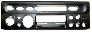 BLAUPUNKT-Frontblende-Zierrahmen-ESSEN-RCR-127-schwarz-Ersatzteil-8636593330-Spa