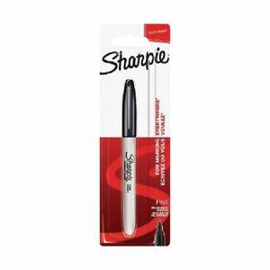 Sharpie 08 Marqueur Permanent Fine Noir Pack De 12 1985857-afficher Le Titre D'origine Valeur Formidable