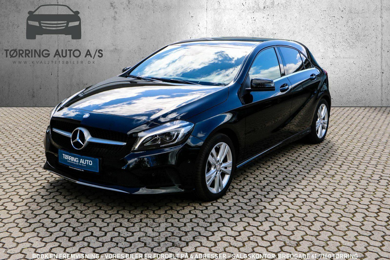 Mercedes A200 d 2,2 Urban 5d - 254.900 kr.