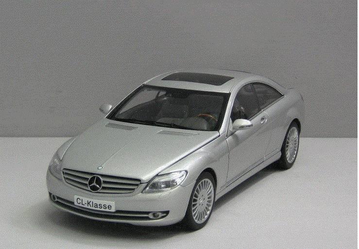 Mercedes-Benz CL-Klasse - 1 18 - AUTOart