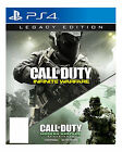 Call of Duty: Infinite Warfare Legacy Edition With Modern Warfare PS4